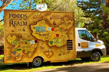 Foods of the Realm Food Truck